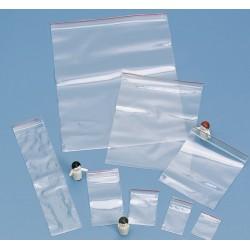 Sacs transparents mono-glissière - Epaisseur 0,05 mm