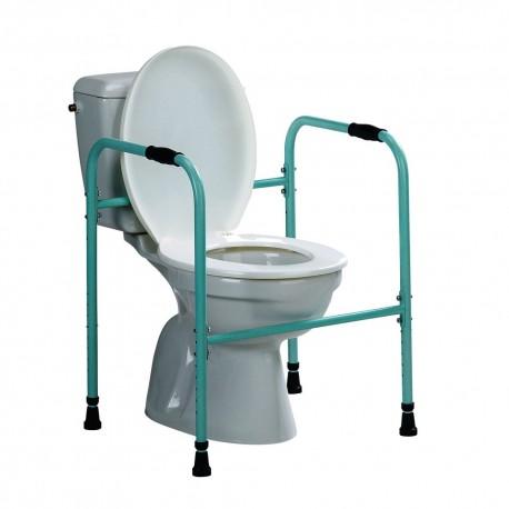 cadre de toilette