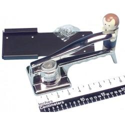 broyeur de comprimés métallique