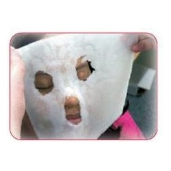 Masque facial Burnshield 600 x 400 mm