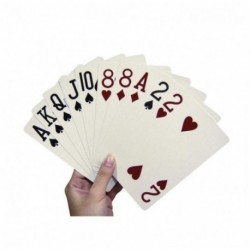 jeux de cartes extra grand format