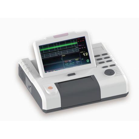 Cardiotocographe gémellaire Leto 8 avec VCT