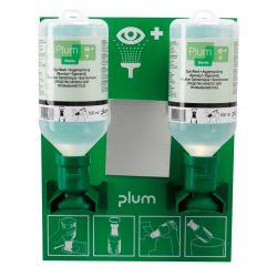 Station de lavage oculaire Plum