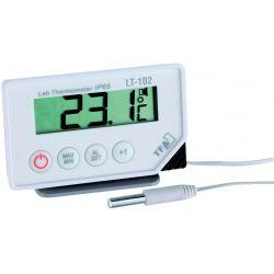 Thermomètre mini /maxi avec alarme, calibré