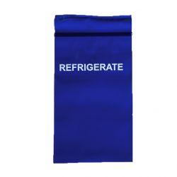 Sacs à fermeture à glissière pour stockage réfrigéré