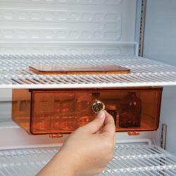 Boîte pour réfrigérateur, serrure à clé