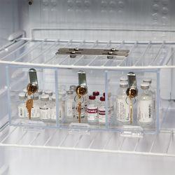 Boîte transparente compartimentée pour réfrigérateur