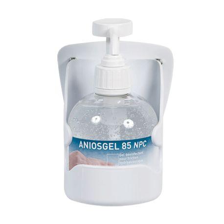 Support pour gel hydroalcoolique