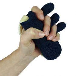 Cône avec séparateur de doigt