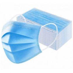 Masque chirurgical type IIR - Boîte de 50