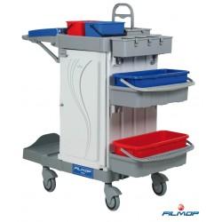 Chariot de ménage et de lavage