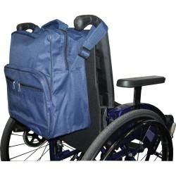 Sacoche pour fauteuil roulant