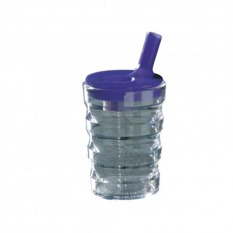 verre avec couvercle régulateur de température