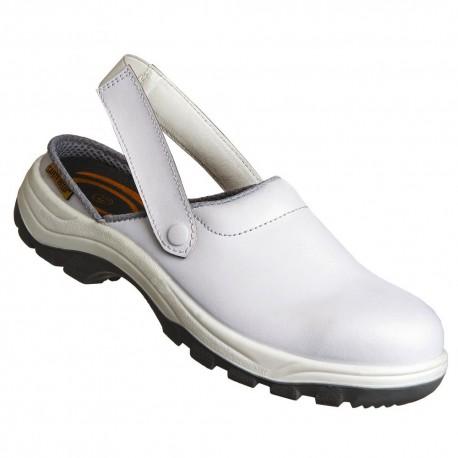 chaussure de travail en cuir