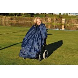 imperméable pour fauteuil roulant