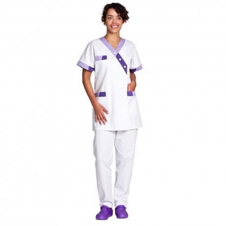 tunique médecin infirmière