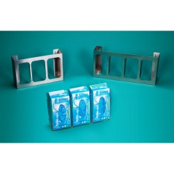 supports de boîtes de gants avec séparateurs