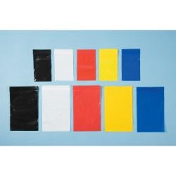 Sachet conditionnement de couleur