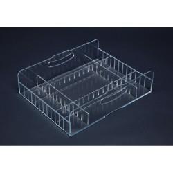 cassette d'organisation pour étagère et tiroir