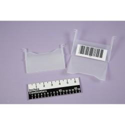 Porte-étiquettes pour caisse compartimentée