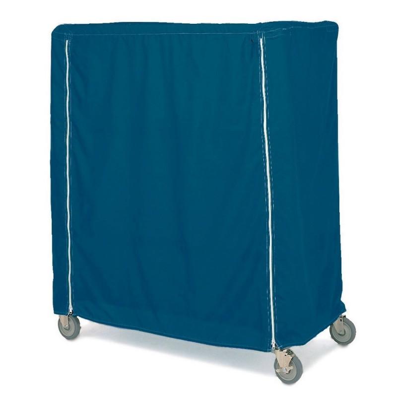 housse pour chariot de distribution nominative ou penderie. Black Bedroom Furniture Sets. Home Design Ideas